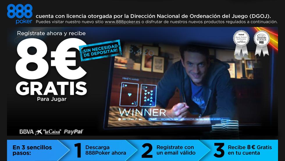 Jugar poker online gratis sin registrarse