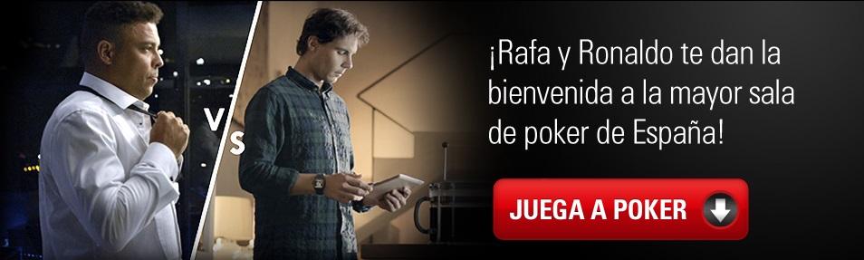 Registrate con PokerStar y recibe tu bono de bienvenida para entrar a jugar