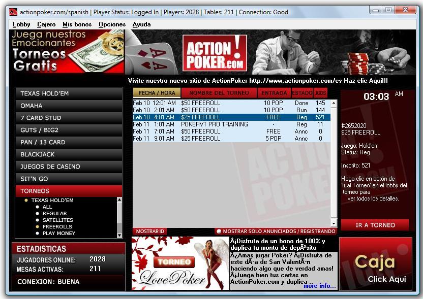Jugar poker texas holdem online sin registro